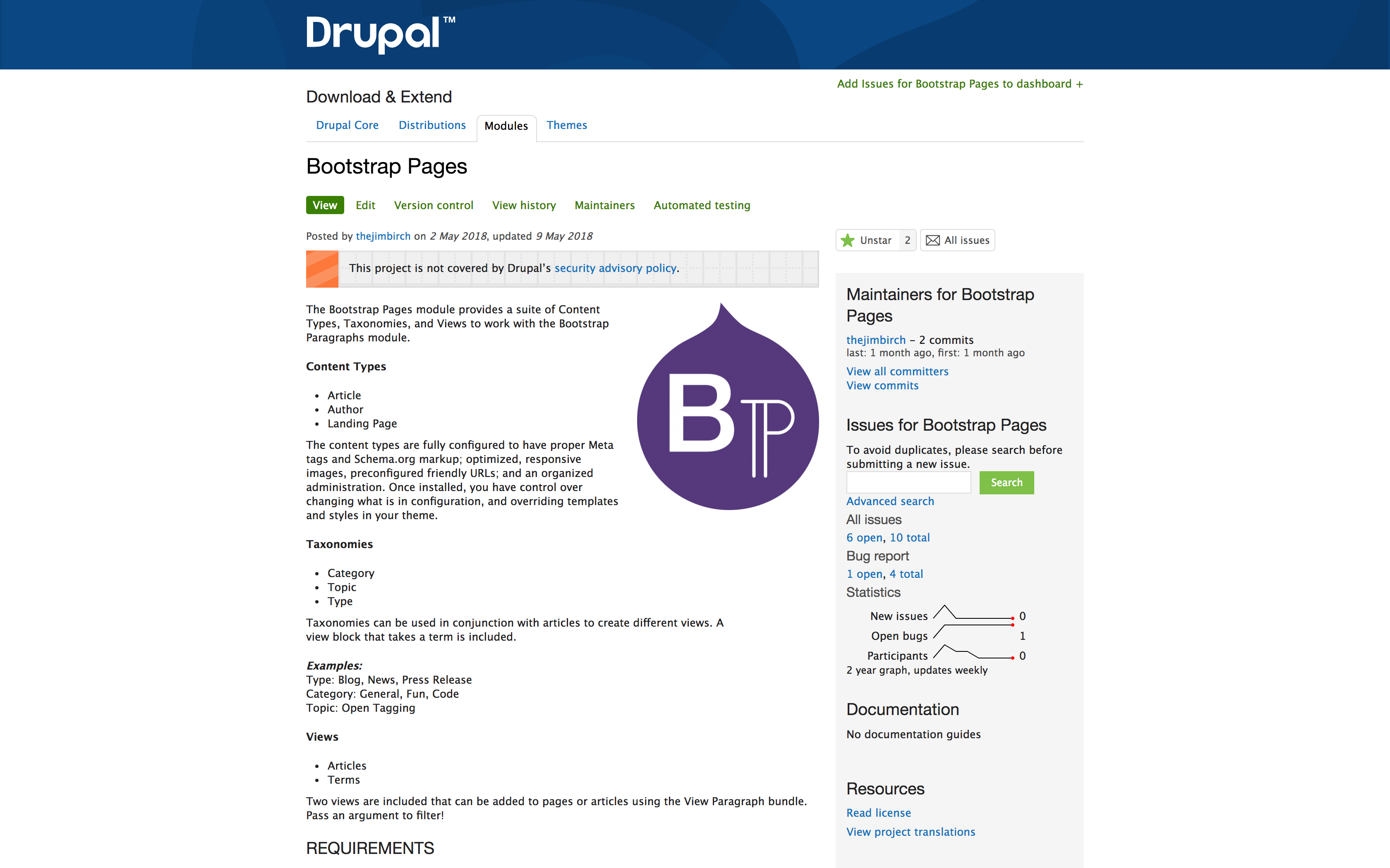 Building a Better Page Builder with Bootstrap Paragraphs | Web