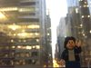 Lego Uncle Jim in Downtown Chicago